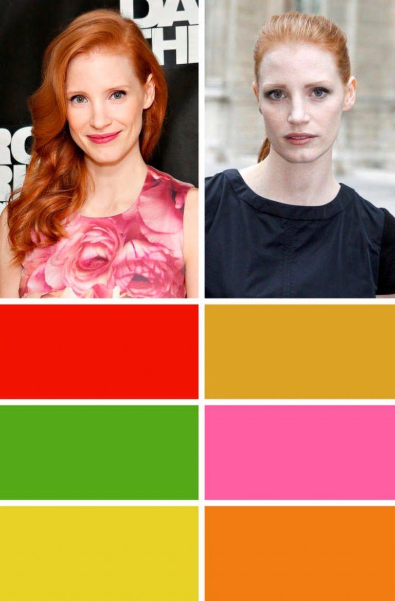Типы внешности по временам года с фото